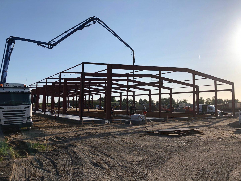 Har du brug for den rette partner, når der skal leveres stålkonstruktioner? Hauge Stål er det rette valg for dig med mange års erfaring.